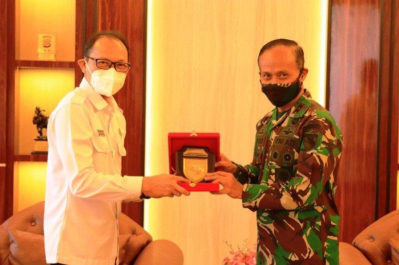 BNNP-Kodam XVII/Cenderawasih tingkatkan kerjasama berantas narkoba