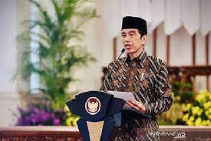 Presiden Jokowi akan berpidato pada pelantikan pengurus Ormas MKGR
