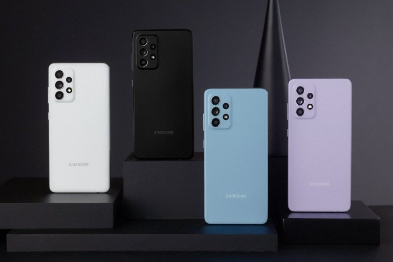 Samsung luncurkan Galaxy A32, A52 dan A72 di Indonesia