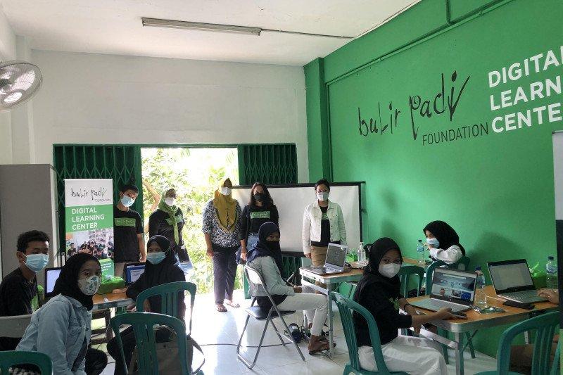 Dukung PJJ merata, Yayasan Bulir Padi rilis