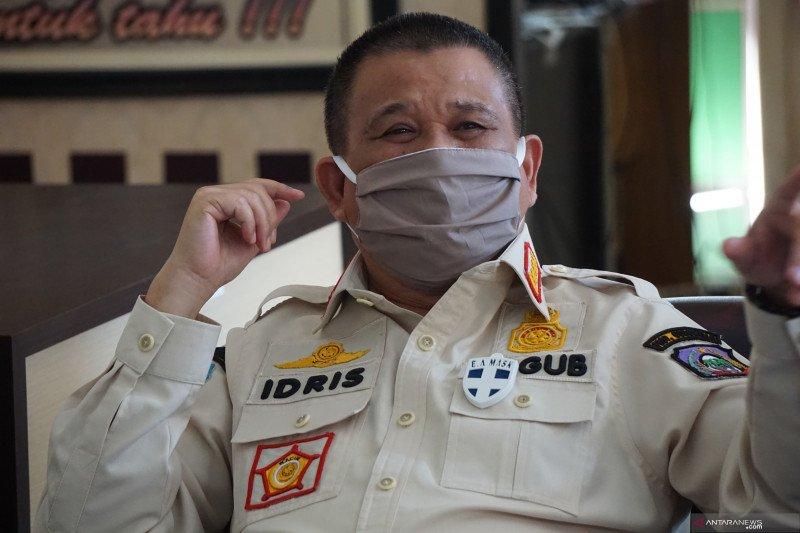 Wakil gubernur Gorontalo: Pungli ada karena gaji ASN rendah