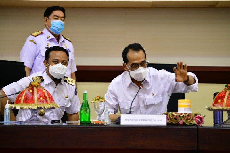 Pembebasan lahan KA di Kabupaten Pangkep capai 93 persen