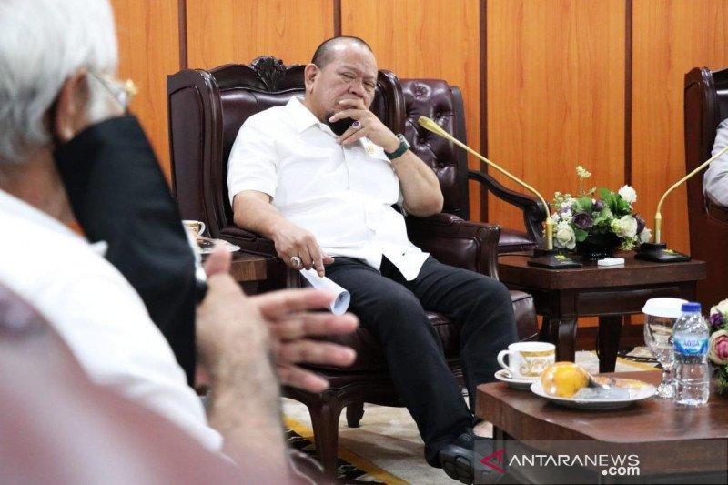 Ketua DPD RI: Tindak tegas pelaku peredaran narkoba di lapas