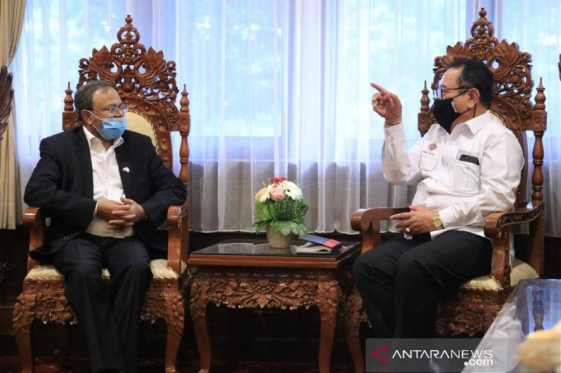 Wagub Bali sambut rencana India untuk perkuat kerja sama