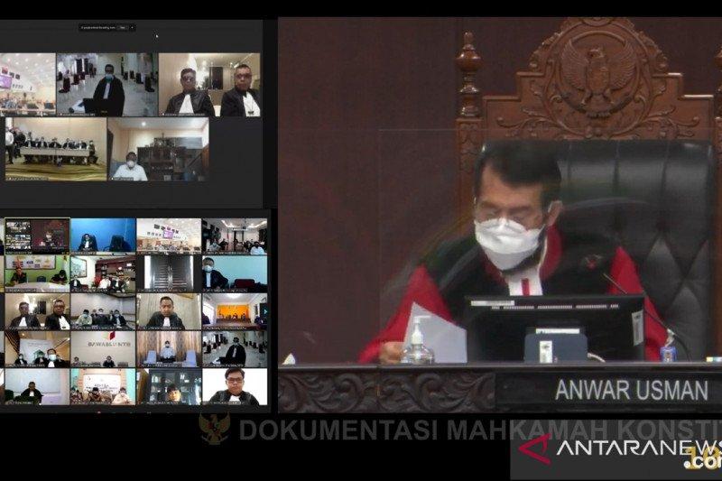 MK batalkan putusan KPU Kabupaten Teluk Wondama