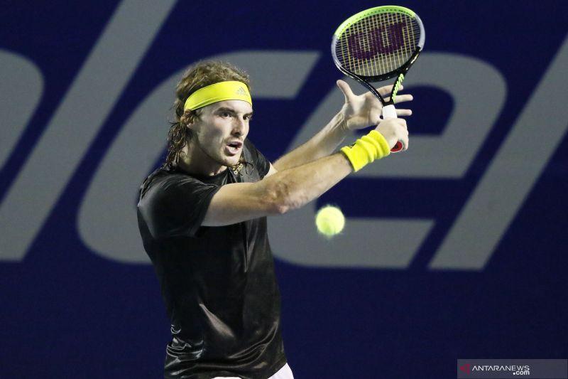 Tsitsipas bertemu Djokovic di perempat final Italian Open