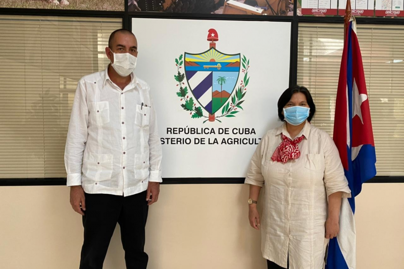 Indonesia-Kuba sepakat perkuat kerja sama pertanian