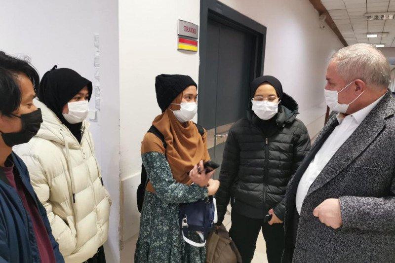 Kecelakaan bus di Turki, empat WNI harus jalani operasi