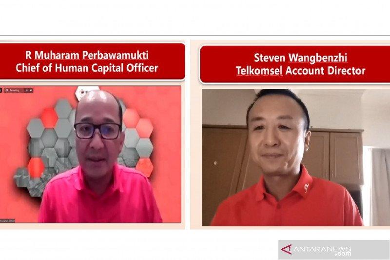 Huawei gandeng Telkomsel siapkan SDM penggerak transformasi digital