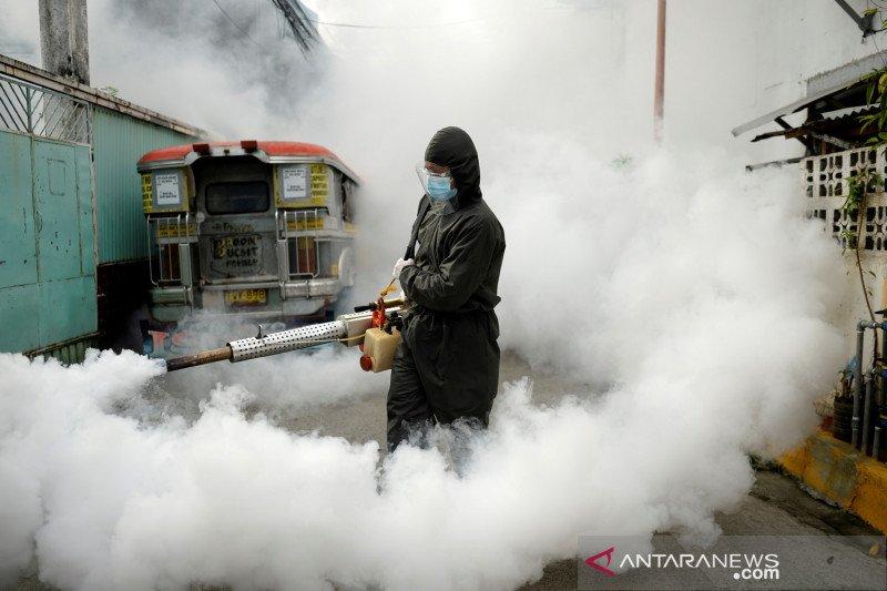 Pencegahan penyebaran COVID-19 di pedesaan Filipina