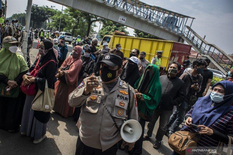 Kriminalitas sepekan, Sarana Jaya hingga simpatisan Rizieq diamankan