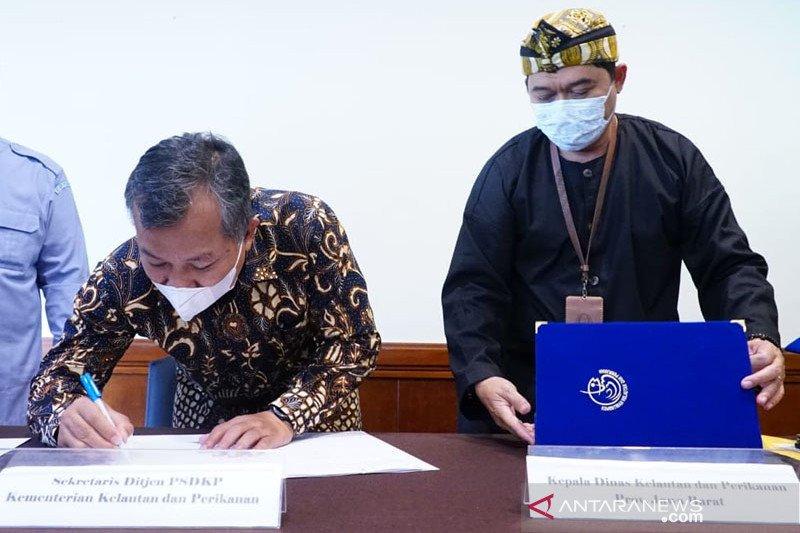 KKP gandeng Jabar untuk sinergi pengawasan sumber daya laut