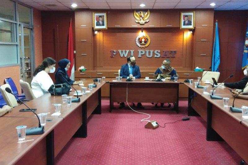 PWI dan Dubes Azerbaijan bahas lomba esai kisah Laila Majnun