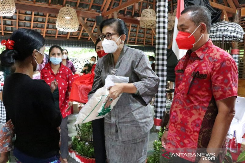 Putri Koster ajak masyarakat Bali bersinergi perangi stunting