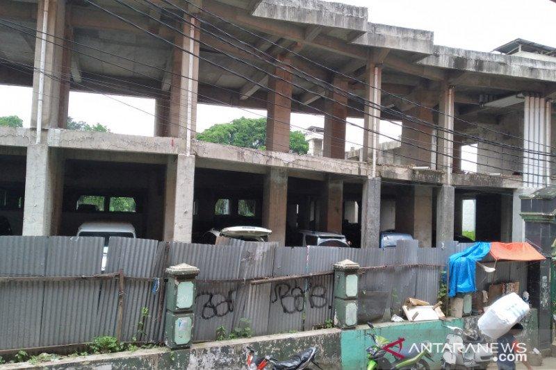 Pemkot Bogor lanjutkan pembangunan Masjid Agung yang mangkrak 4 tahun