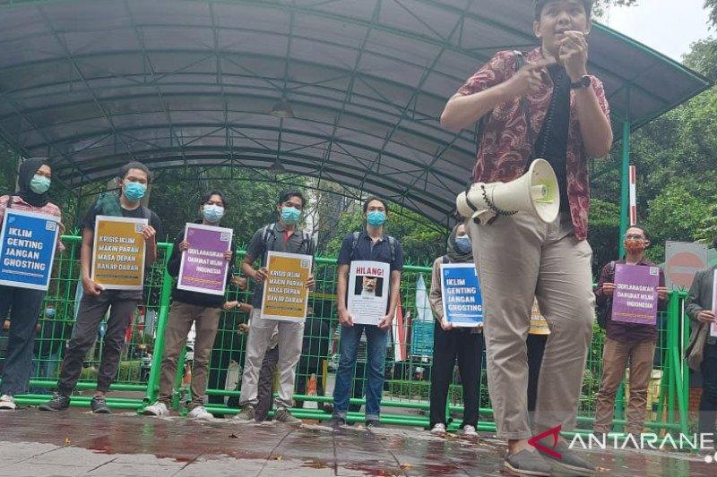 Gerakan Jeda Untuk Iklim desak pemerintah deklarasikan darurat iklim