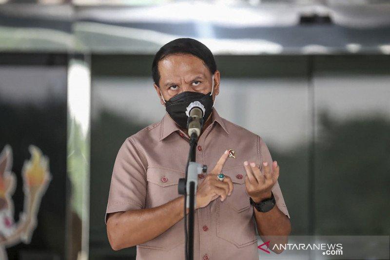 Menpora Zainudin Amali sampaikan permintaan maaf BWF kepada Indonesia