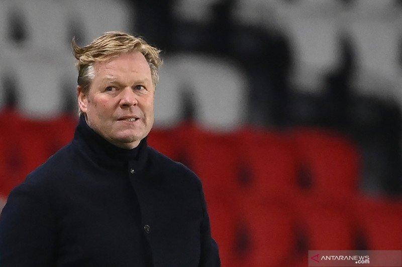 Ronald Koeman tanggapi rumor Erling Haaland ke Barcelona