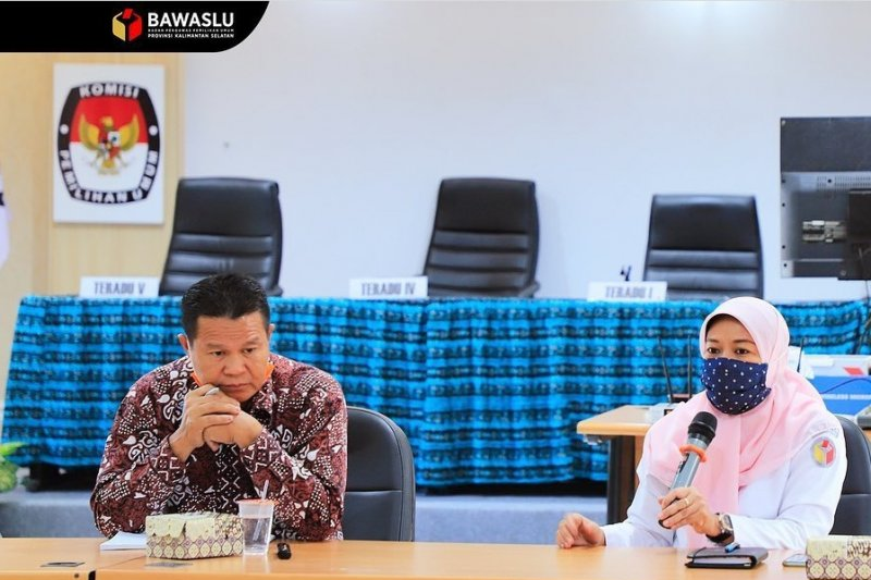 KPU Kalsel siapkan perekrutan KPPS dan PPK di Pemungutan Suara Ulang