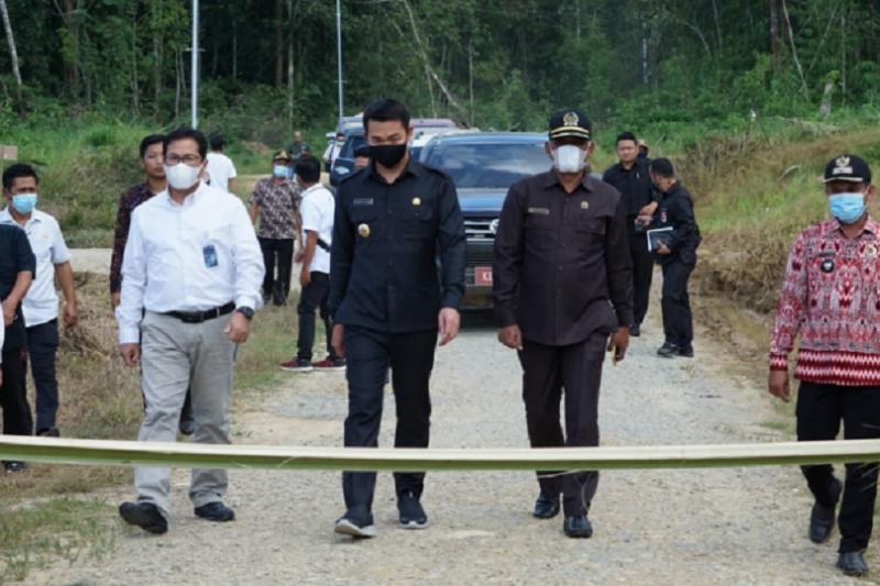 Satgas COVID-19 di batas RI-Malaysia siapkan ruang isolasi untuk PMI