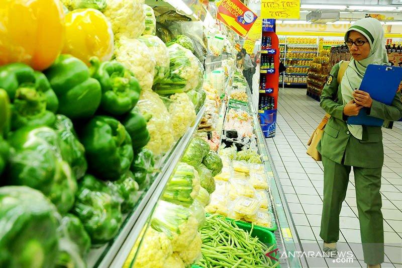 Enam sayur dan buah paling kotor di supermarket