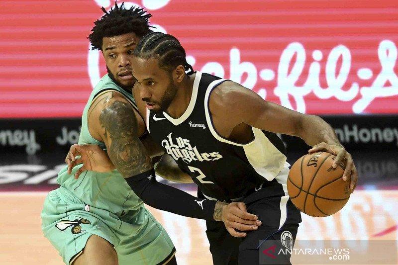 Kawhi Leonard cetak 31 poin saat Clippers hempaskan Rockets