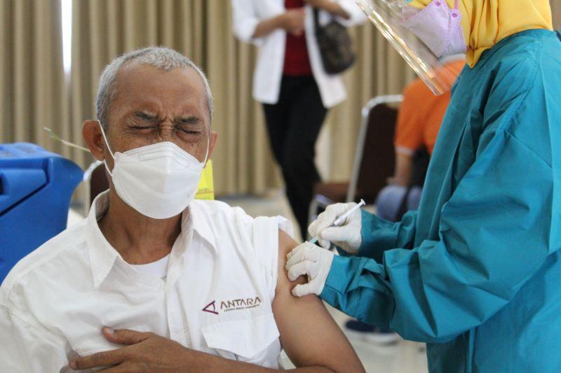 Dinkes Lampung siap percepat proses vaksinasi COVID-19