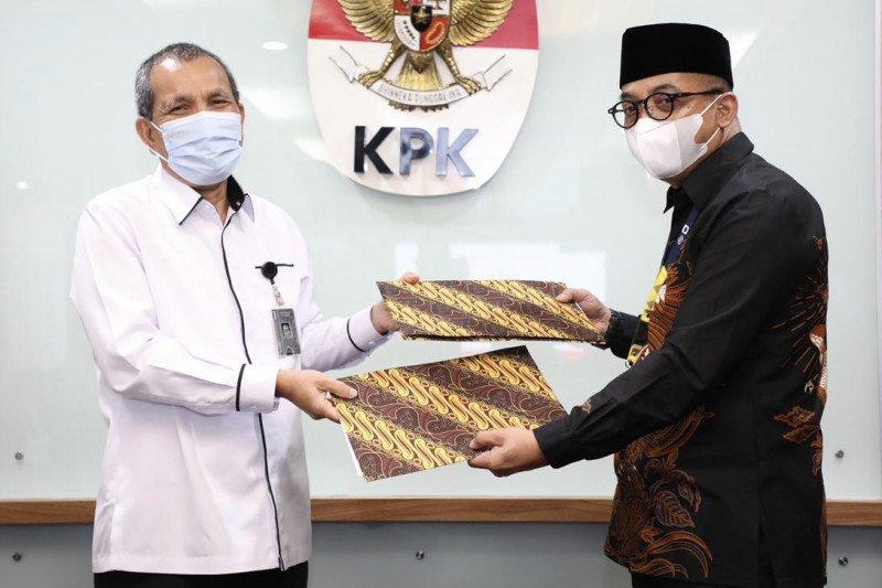 DJP dan KPK kerja sama optimalisasi penerimaan negara