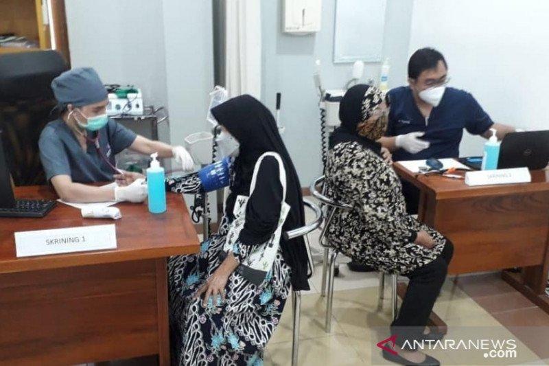 Penambahan pasien sembuh COVID-19 Jakarta Senin (22/3) sebanyak 1.726