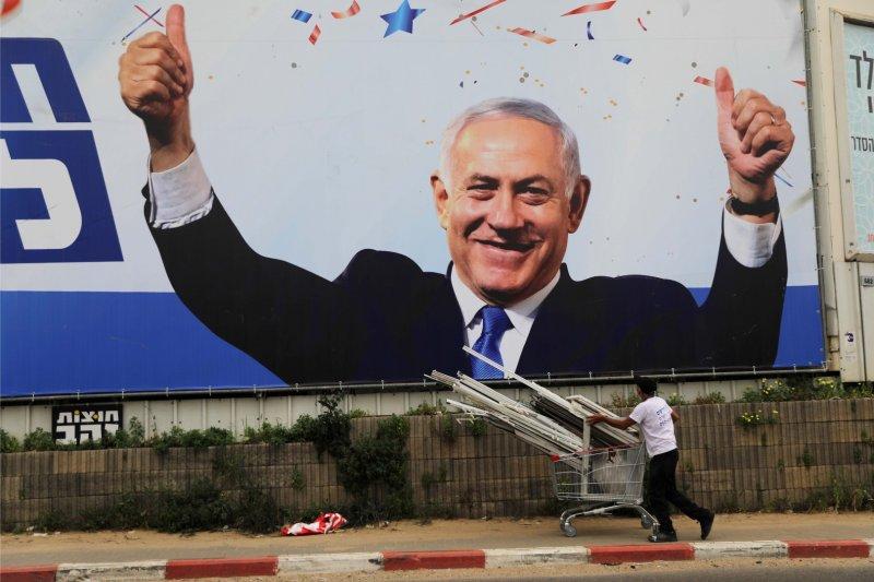 Program vaksinasi berhasil, warga Israel pilih Netanyahu lagi