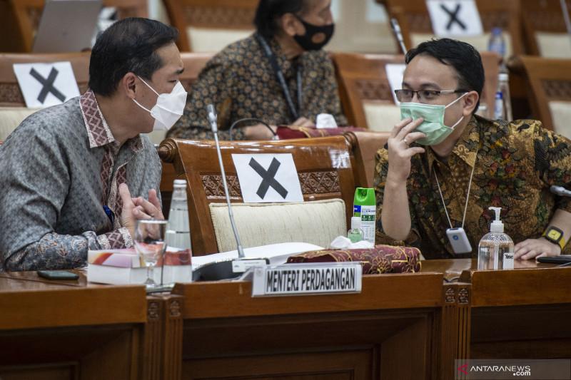 DPR setujui penyesuaian anggaran Kemendag 2022