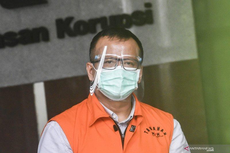 KPK sita dokumen terkait bank garansi Rp52,3 miliar kasus Edhy Prabowo