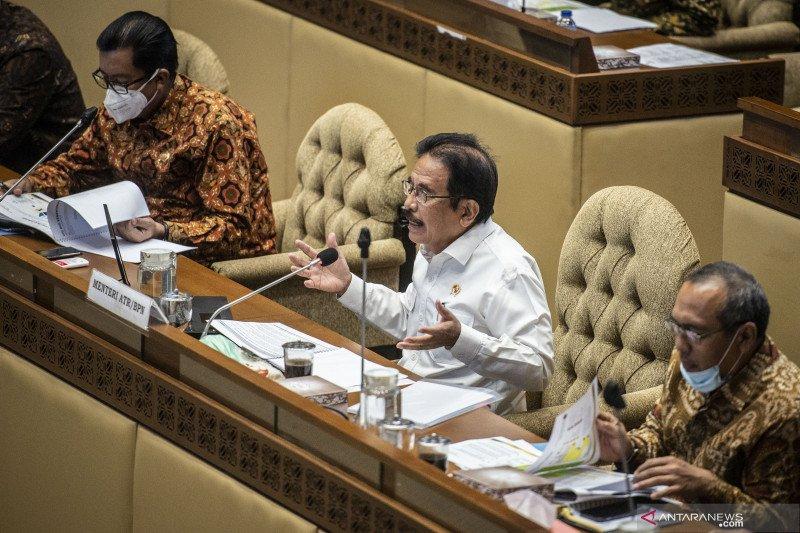 Menteri ATR/BPN: Sertifikat elektronik masih uji coba