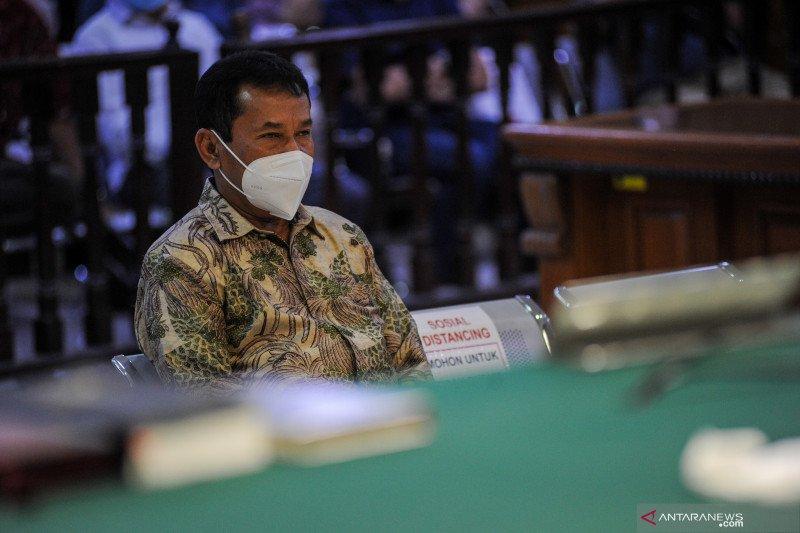 Tok! Vonis dua tahun penjara bagi Rachmat Yasin