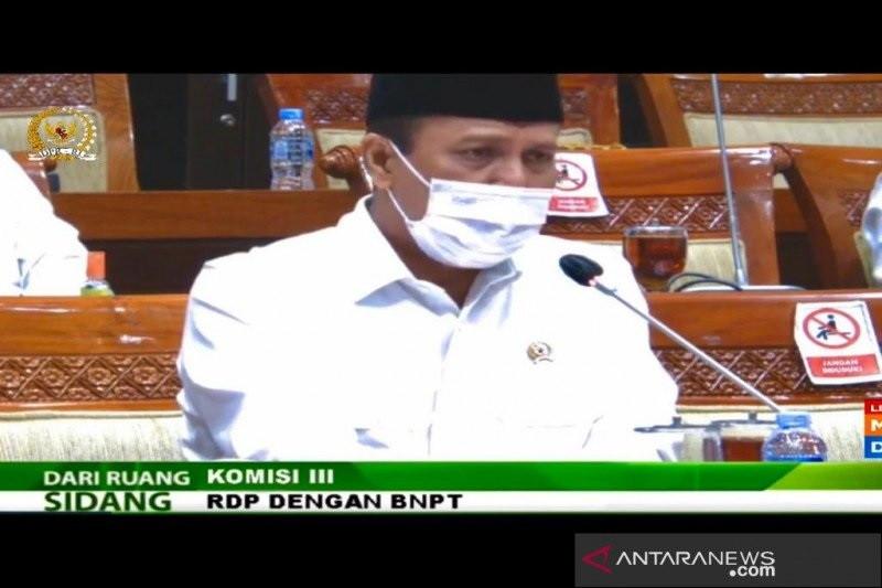 BNPT miliki duta damai di 13 provinsi