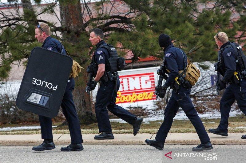 Tidak ada korban WNI dalam insiden penembakan Colorado