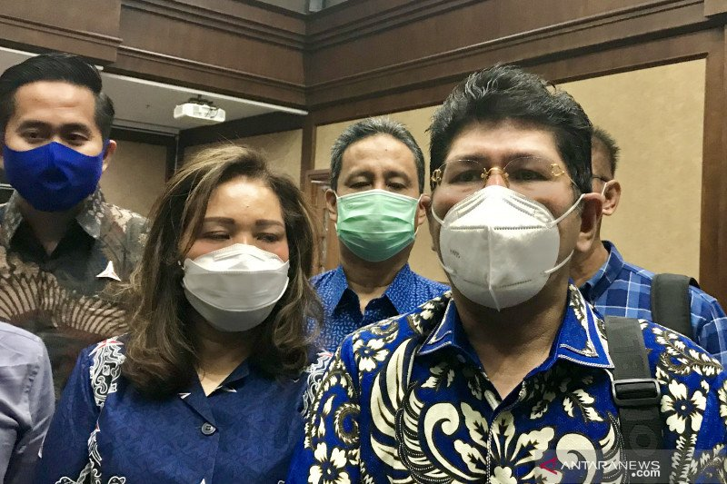 Pengurus Demokrat diwakili 11 pengacara hadapi gugatan Marzuki Alie cs