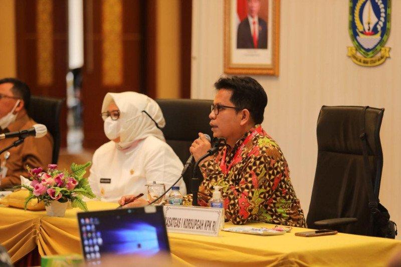KPK ingatkan Gubernur Kepri soal penunjukan stafsus