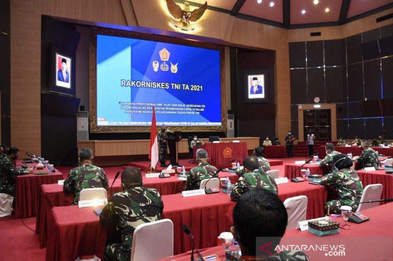 Kasum TNI: Optimalkan bekal kesehatan TNI dukung kesiapan tugas pokok
