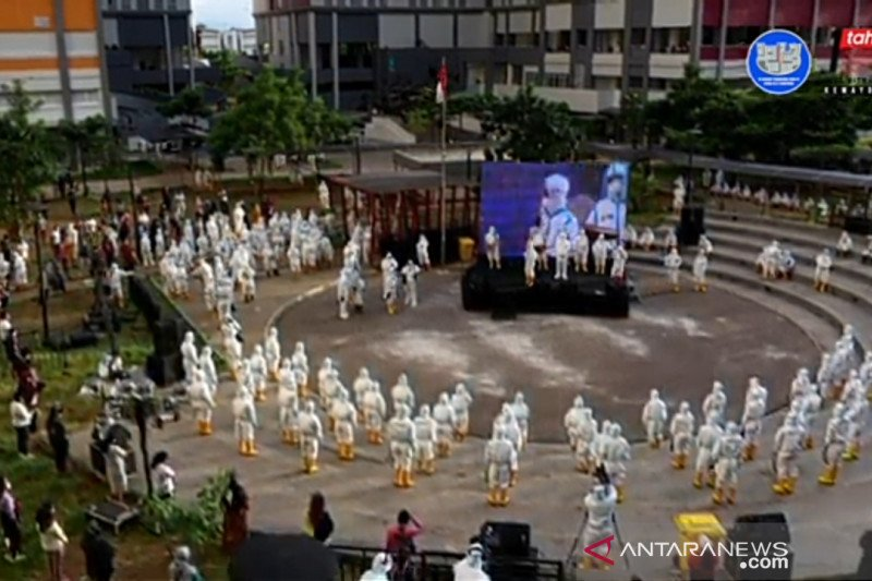Kasus positif COVID-19 di DKI Jakarta bertambah 1.354