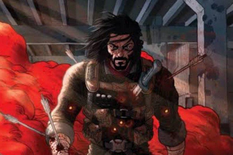 "Komik karya Keanu Reeves ""Brzrkr"" akan dibuat serial live-action"