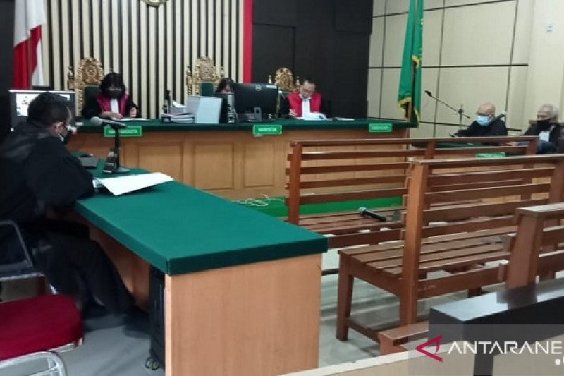 Mantan Ketua DPRD Jambi divonis  66 bulan penjara