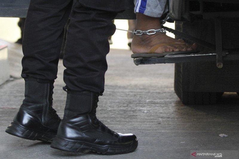 Polri: Sudah 94 terduga teroris ditangkap sepanjang 2021