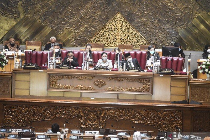 Dua fraksi beri catatan RUU Pemilu tidak masuk Prolegnas 2021