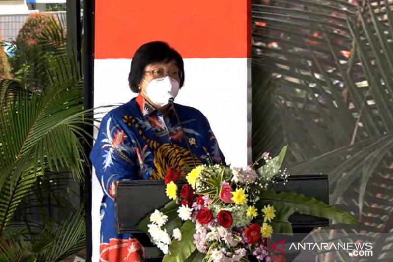 Menteri LHK dorong peneliti terus ungkap potensi sumber daya genetik