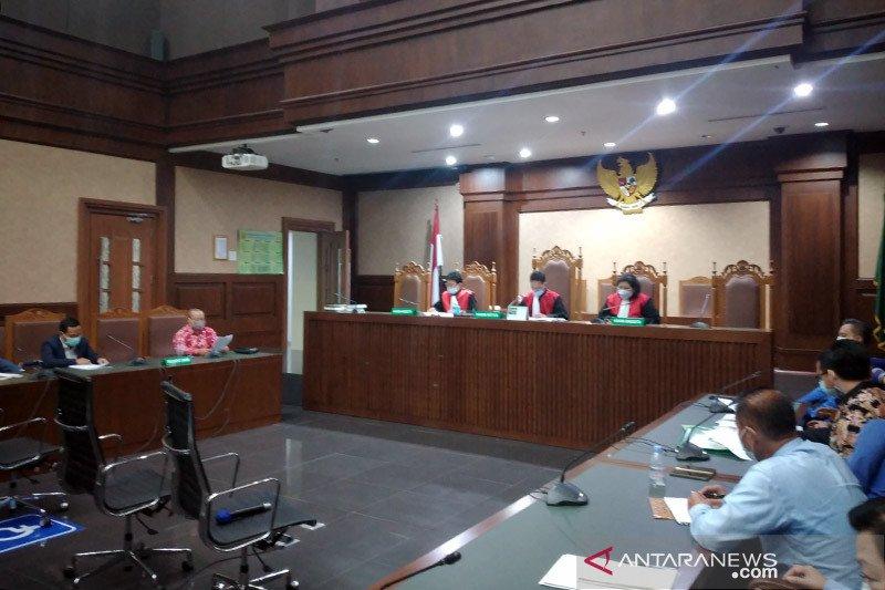 Sidang pemecatan Jhoni Allen di PN Jakarta Pusat berlanjut via e-court
