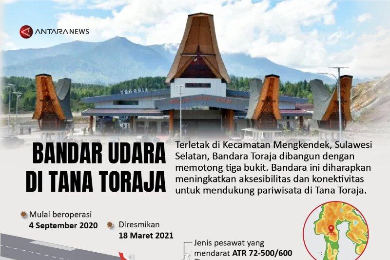 Bandar udara di Tana Toraja