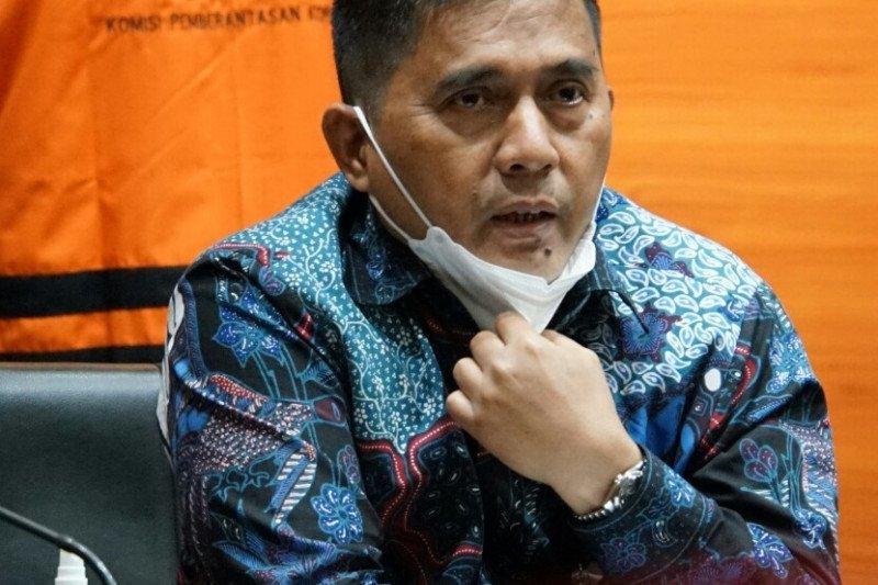 KPK ungkap alasan Sekjen KKP belum diperiksa dalam kasus ekspor benur
