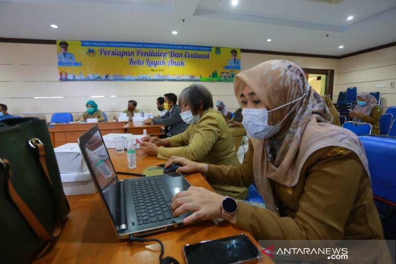 Pemkot Tangerang tengah mewujudkan sebagai kota layak anak