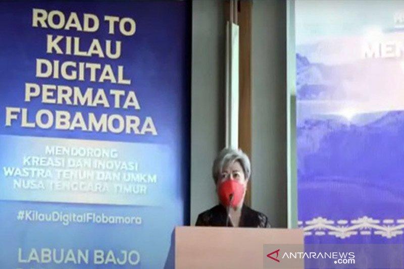 Bangga Buatan Indonesia bantu perajin tenun NTT berinovasi